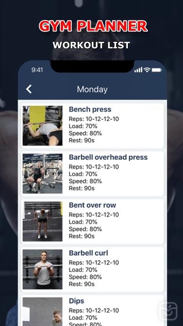 تصاویر Fitness Coach: Workout Tracker