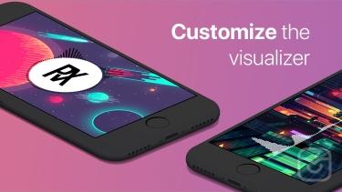 تصاویر Spectra - Music Visualizer