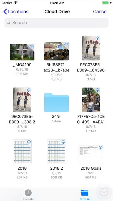 تصاویر iZip Pro -Zip Unzip Unrar Tool