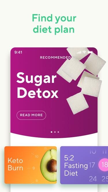 تصاویر Lifesum: Diet & Macro Tracker