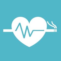 لوگو Quit Smoking - We are your motivation