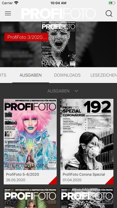 تصاویر ProfiFoto Magazin