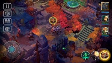 تصاویر Battle Chasers: Nightwar