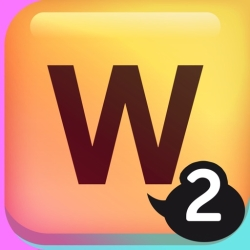 لوگو Words With Friends 2 Word Game ساخت کلمات