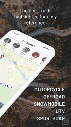 REVER: Discover, Map, Navigate