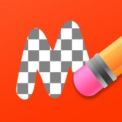 لوگو  ++ Magic Eraser Background Editor