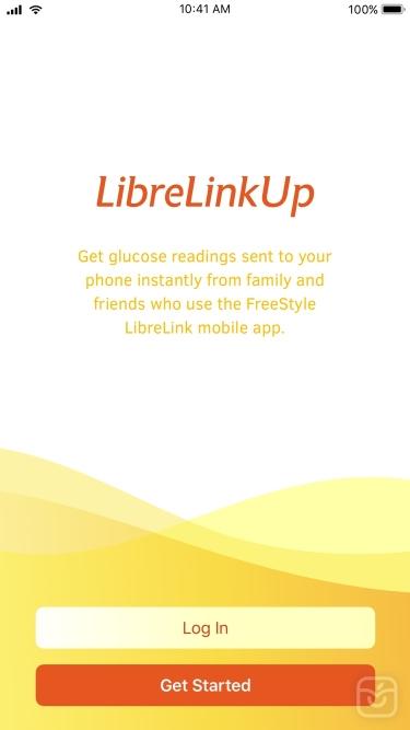 تصاویر LibreLinkUp