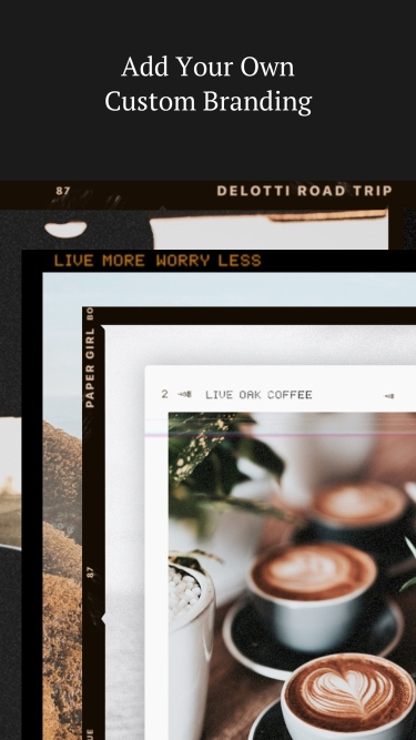 تصاویر Storyluxe: Templates & Filters