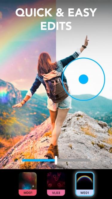تصاویر Enlight Quickshot: Edit Photos