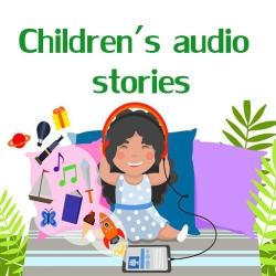 لوگو داستانهای صوتی انگلیسی(کودکانه)