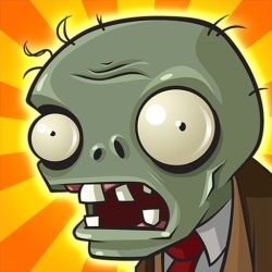 لوگو Plants vs. Zombies™