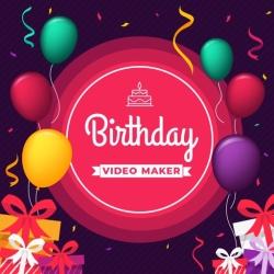 لوگو Happy Birthday Video Maker