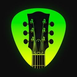لوگو Guitar Tuner Pro, Bass,Ukulele