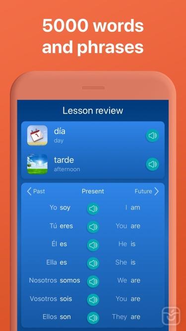 تصاویر Learn 33 Languages with Mondly