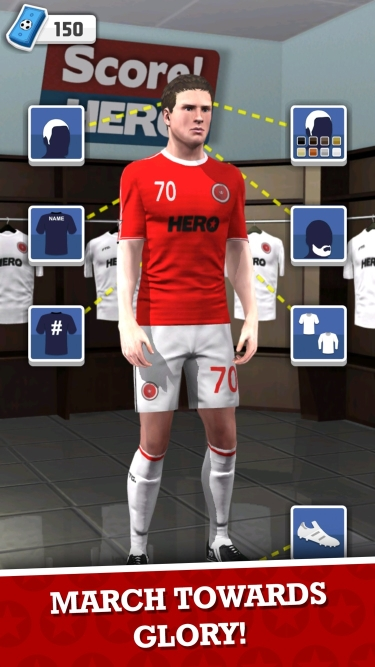 تصاویر Score! Hero