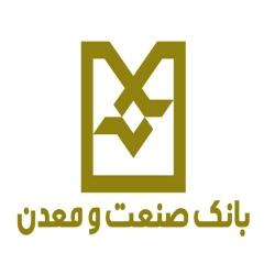 لوگو رمز ساز پویا بانک صنعت و معدن