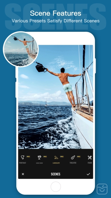 تصاویر  ++ Fotor - Photo & Poster Editor