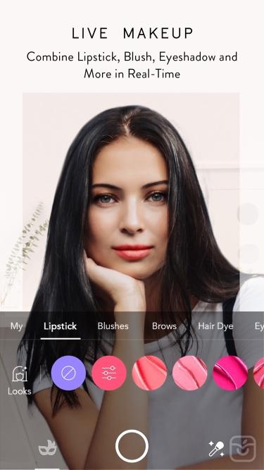 تصاویر MakeupPlus - Virtual Makeup