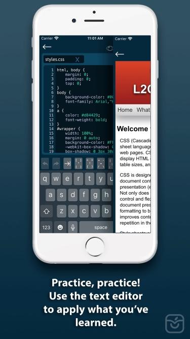 تصاویر L2Code CSS