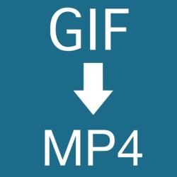 لوگو GIF to Mp4