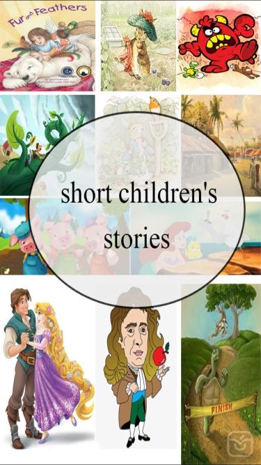 تصاویر داستانهای صوتی انگلیسی(کودکانه)