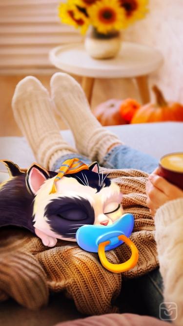 تصاویر My Cat! – Virtual Pet Games