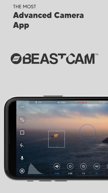 تصاویر Beastcam - Pro Camera