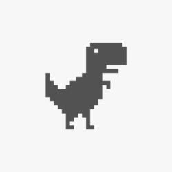 لوگو Steve - The Jumping Dinosaur!