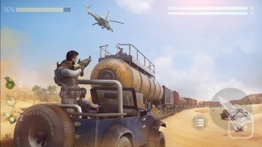 تصاویر Cover Fire: Gun Shooting games