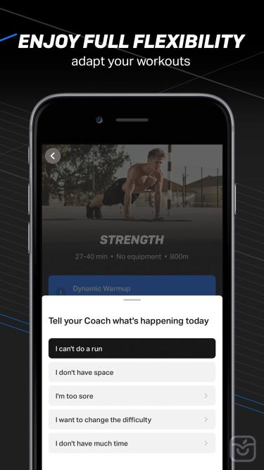 تصاویر Freeletics – Training Coach