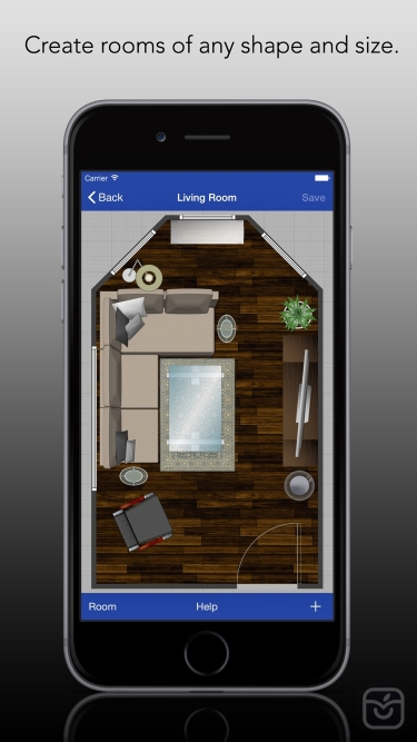 تصاویر Rooms - Easy Room Layouts
