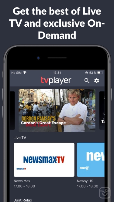 تصاویر TVPlayer - Better Than TV