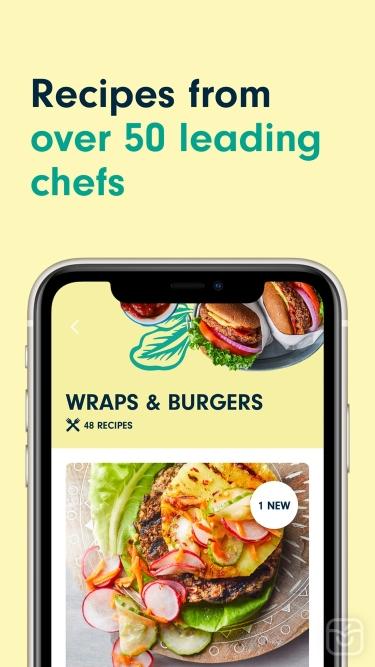 تصاویر Forks Plant-Based Recipes