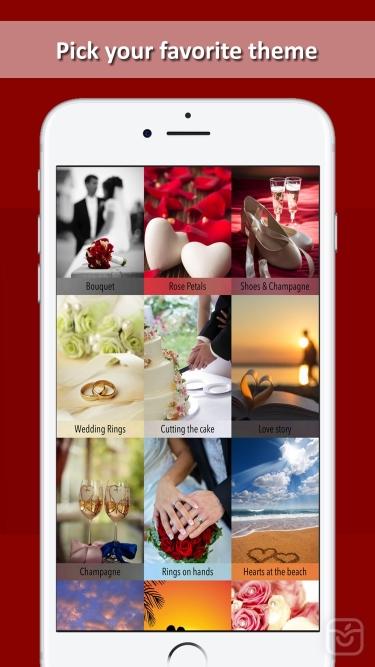 تصاویر Wedding Countdown 2021