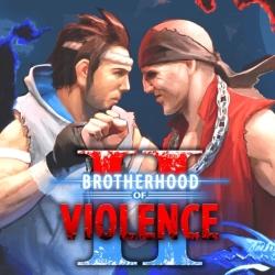 لوگو Brotherhood of Violence Ⅱ