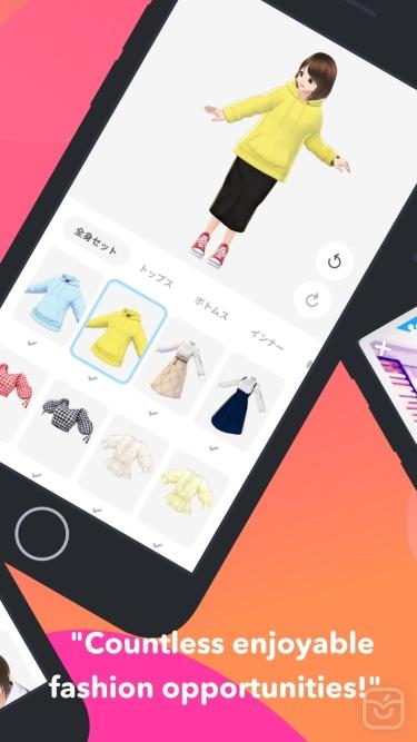 تصاویر VRoid Mobile