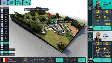 تصاویر   Motorsport Manager Mobile 3