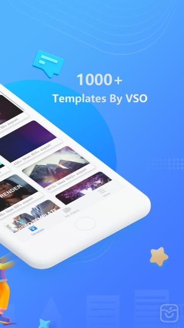 تصاویر VSO - Promo Video Maker
