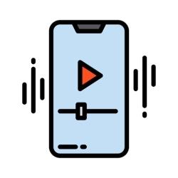 لوگو Tubecasts - Audio only player