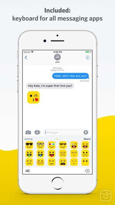 تصاویر I love Emoji