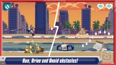 تصاویر Transformers Rescue Bots: Dash