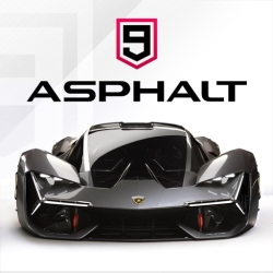 لوگو Asphalt 9: Legends