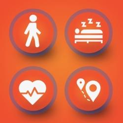 لوگو Health Widget – Steps Counter