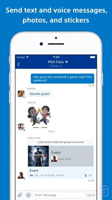 تصاویر PlayStation Messages