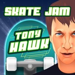 لوگو Tony Hawk's Skate Jam