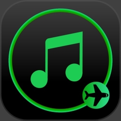لوگو Offline Music Player