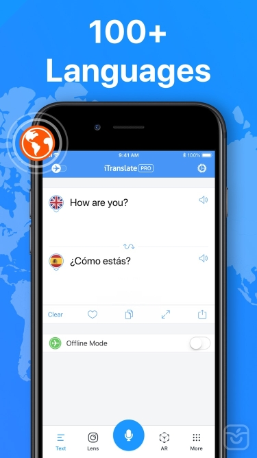 تصاویر iTranslate Translator