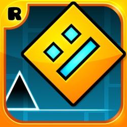 لوگو Geometry Dash