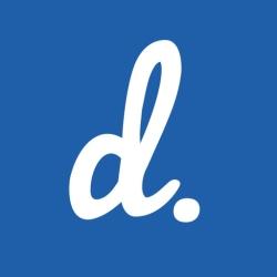 لوگو delivery.com Food & Liquor App