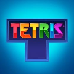 لوگو Tetris